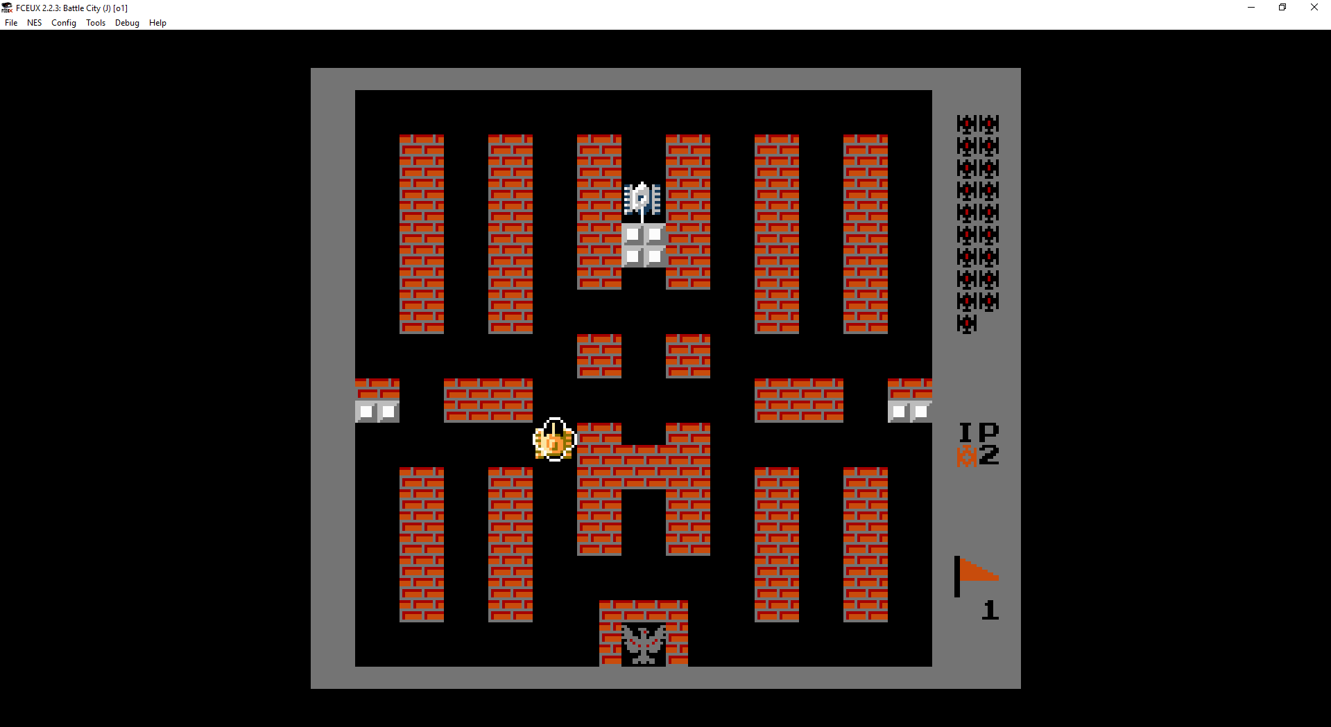 NES эмуляторы для PC