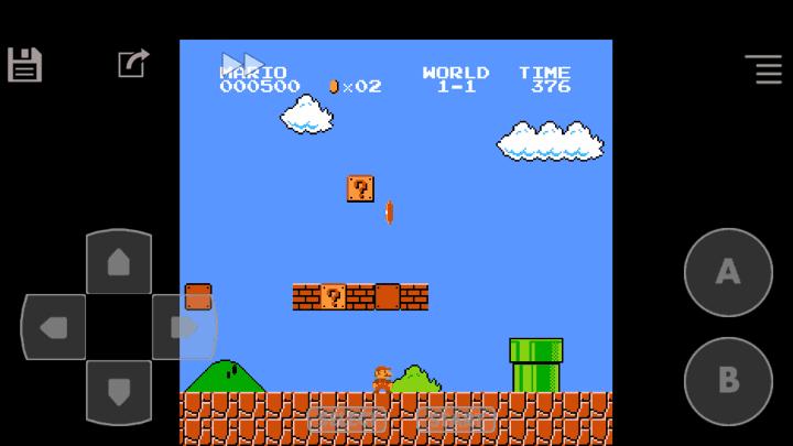 NES игры на вашем телефоне.