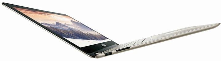 ASUS ZenBook Flip UX360CA — небольшой вес, тонкий корпус и производительное железо. А что еще нужно?