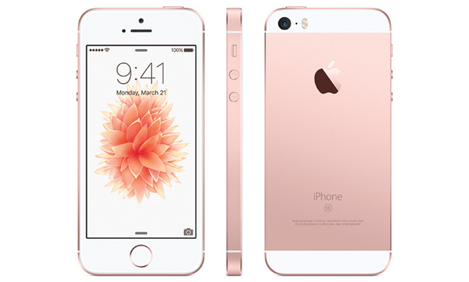 """Аккумулятор у iPhone SE """"сразился"""" с iPhone 5s и iPhone 6s"""