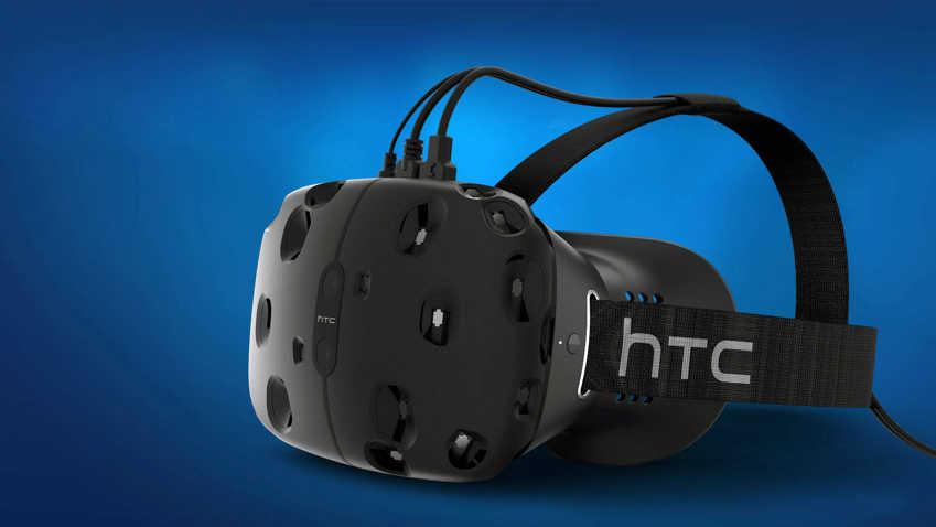 HTC Vive VR